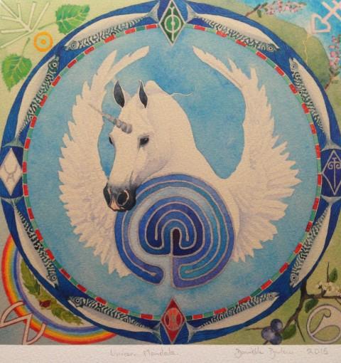 Shamanic Mandala - for healing deep trauma